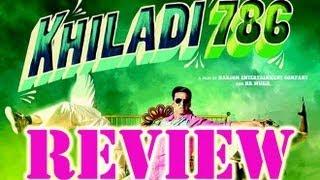 Movie Review | Khiladi 786 | Akshay kumar | Asin | Mithun Chakraborthy