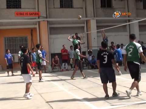 GIBAS vs GAPURA FINAL Volly: Turnamen GEMPA CUP. versi BMI/ TKI saudi arabia Part 4