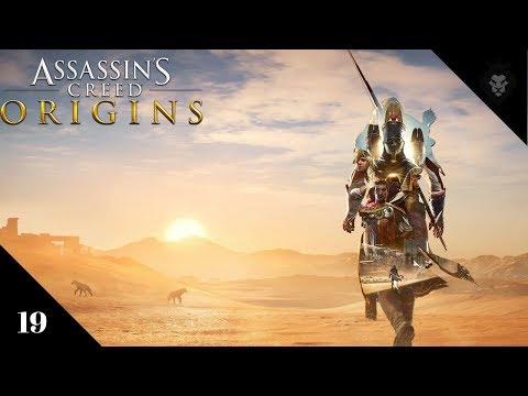 Assassin's Creed Origins Episode 19 - Egypt's Medjay