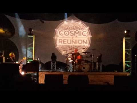 Zilla at Cosmic Reunion 2016 Astral Valley