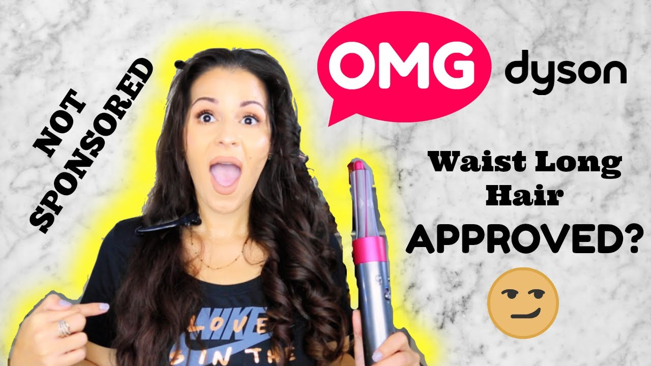 Dyson Airwrap For Long Hair Worth It Review And Tutorial Jassirabeauty Youtube