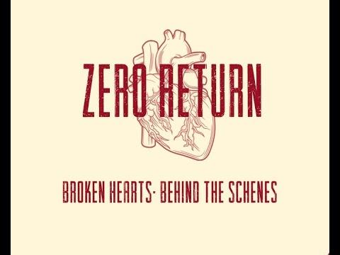 Zero Return  - Broken Hearts EP - Behind the Scenes