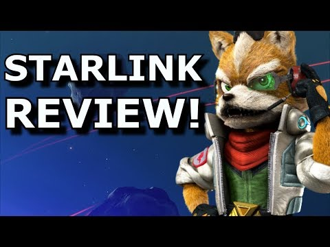 Starlink: Battle for Atlas Review! Better Than Star Fox? SwitchPs4Xb1