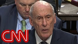 US intel chief contradicts Trump on ISIS defeat