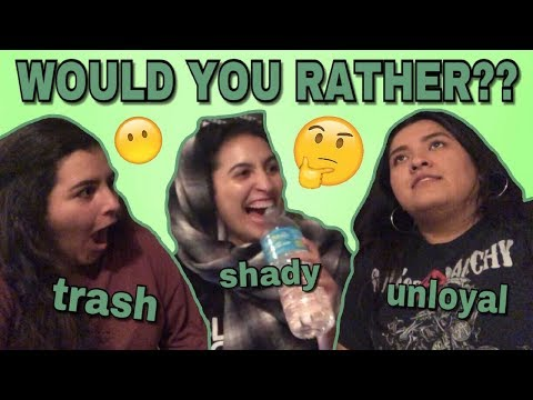 HILARIOUS KPOP WOULD YOU RATHER ft. KRYSTAL MARIE