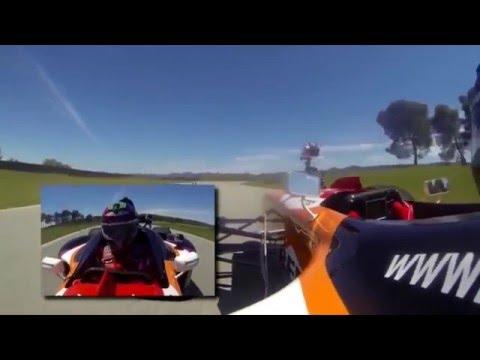 Julian Pencilliah -  From Lamborghini to Formula 1 Car with Julian Pencilliah