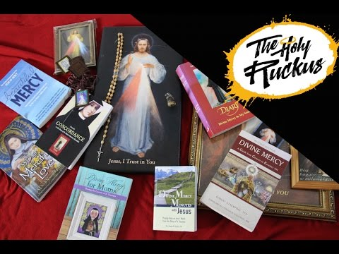 The Holy Ruckus Vlog 3: Living Divine Mercy