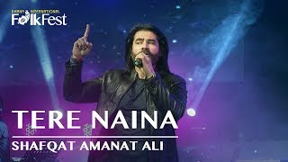 Gambar cover Tere Naina by Shafqat Amanat Ali | Dhaka International FolkFest 2018