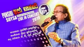 Adura Nasannata (අදුර නසන්නට) | Punsiri Soysa | Nohandan Landune Concert - 2019