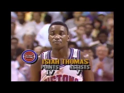 100 Isiah Thomas Highlights ( actually more like 200)