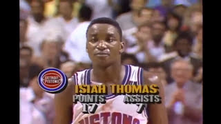 100 Isiah Thomas Highlights ( actually more like 200)