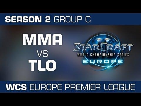 TLO vs. MMA - Group C Ro32 - WCS European Premier League - StarCraft 2