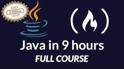 Learn Java 8 - Full Tutorial for Beginners