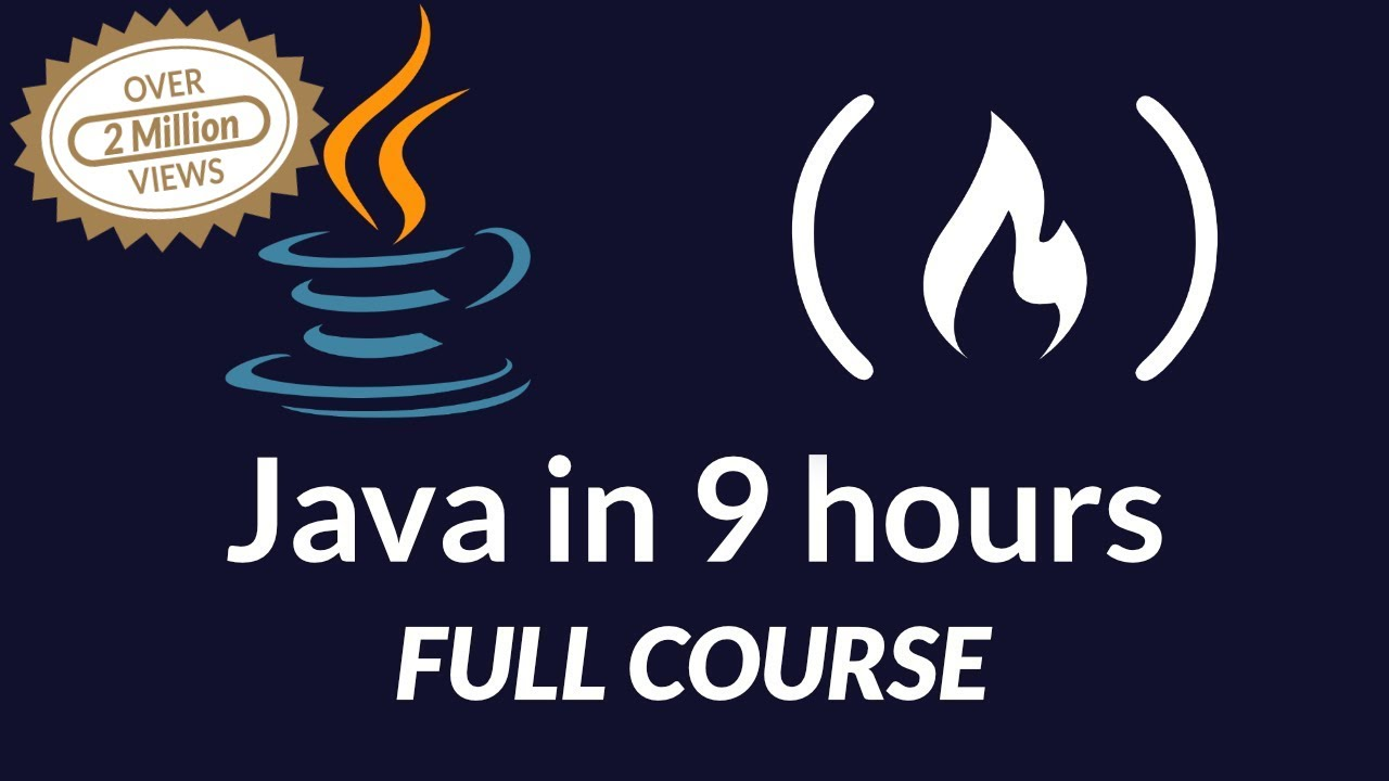 Learn Java 8 - Full Tutorial for Beginners