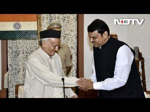BJP Makes Stunning Maharashtra Comeback, Sena-NCP Say Won't Win Trust Vote