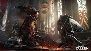Lords of the Fallen - How to Kill FIRST WARDEN (BOSS) 1080p HD