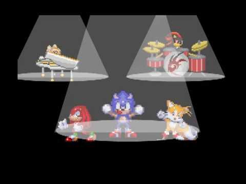 Sonic: Im Blue