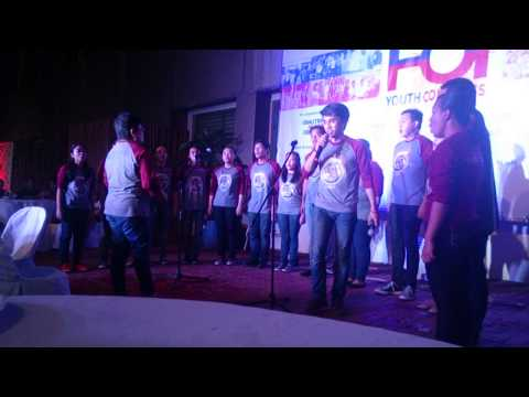 "UP Concert Chorus ""Go the Distance"" Performance"