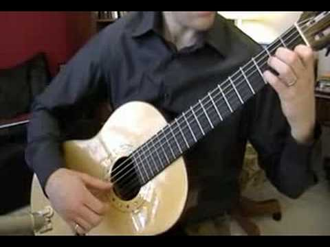 How Deep is Your Love on Classical Guitar