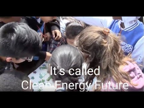 Clean Energy Future - Science Education Game