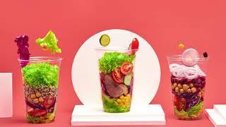 MOS Burger Social Media