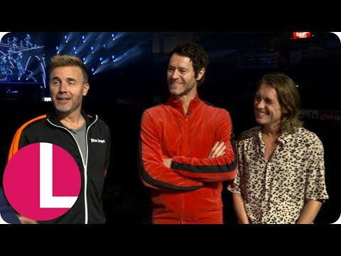 Take That on Balancing Fatherhood with Their Greatest Hits Live Tour | Lorraine