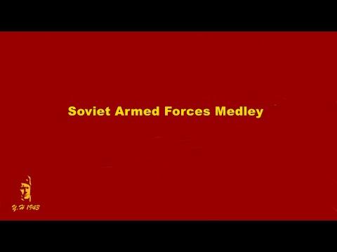 Soviet Armed Forces Medley