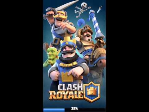 Clash royal: record de squelette et de zappy? ????😨😨😨