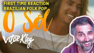 Baixar Vitor Kley - O Sol (Videoclipe Oficial) first time reaction