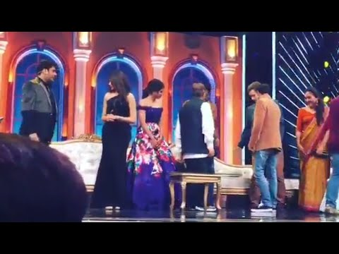 Kapil Sharma , Sunil Grover and team are back for Firangi Nights on Sony Tv || Exclusive video ||