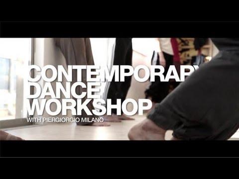 'piergiorgio milano'  workshop at cumana dance