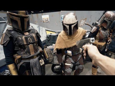 Pranking Star Wars Fans
