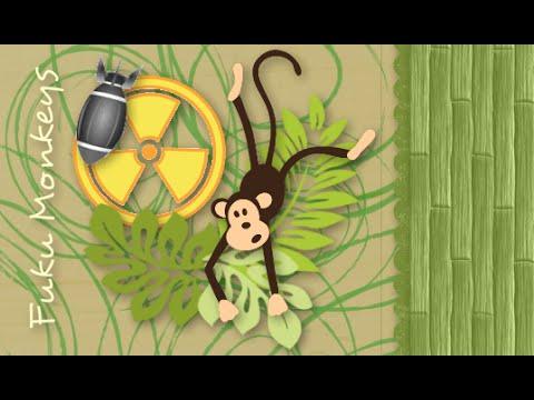 Fukushima's Radioactive Monkeys..Remembering the A  Bomb