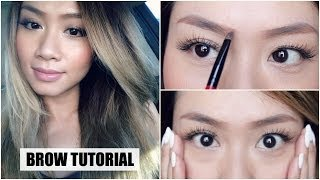 How To Basic Eyebrow Tutorial | HAUSOFCOLOR Thumbnail