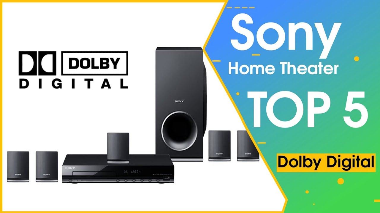 4b1841ef6b2 Best 5 Sony Dolby Digital Home Theater System In India With Price ...