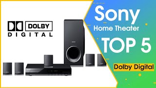 Best 5 Sony Dolby Digital Home Theater System In India With Price | 2018