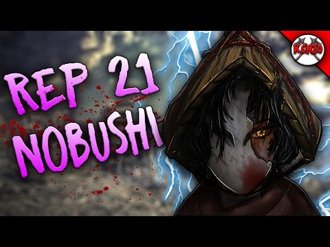 PLAYING A REP 21 NOBUSHI! Intense Fights! (For Honor High Level Warlord)