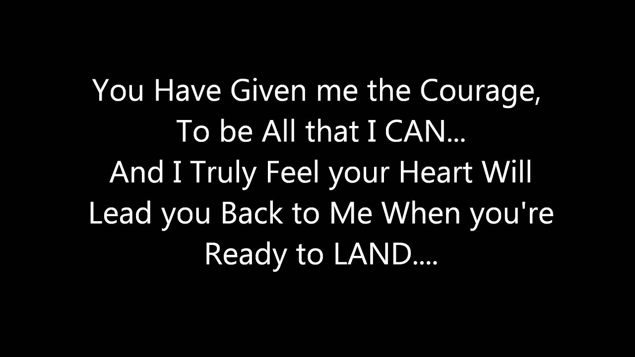 MARIAH CAREY - BUTTERFLY **(LYRICS ON SCREEN)**