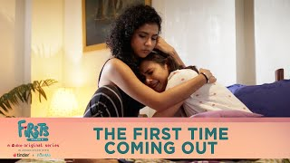 Dice Media | Firsts Season 3 | Web Series | Part 3 | The First Time Coming Out