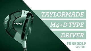 TaylorMade M4 & D-Type Driver Experts Review