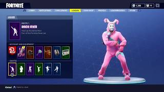 Fortnite Battle Royale - Peau Rabbit Raider!