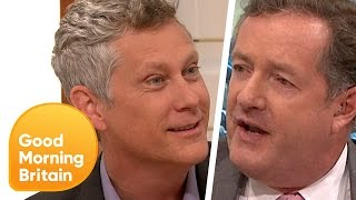 Fierce Debate on Whether Men Are 'Designed to Cheat' | Good Morning Britain