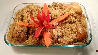 Chicken briyani recipe bangla/Bangladeshi chicken briyani recipe/ briyani recipe.