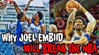 Meet Joel Embiid, The Man Who Will BREAK The NBA!