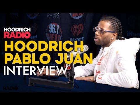 DJ Scream - Hoodrich Pablo Juan on 420, His Most Interesting Smoke Session & More