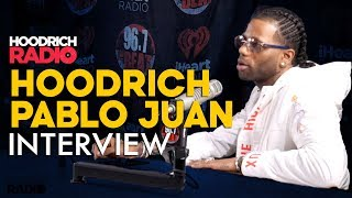 Hoodrich Pablo Juan on 420, His Most Interesting Smoke Session, Ties to FOI, New Music, & More