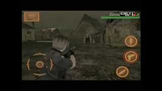Biohazard/Resident Evil 4 Mobile Edition - Mission 01