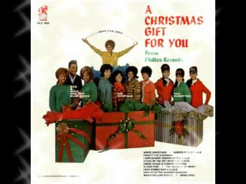 The Crystals - Stereo christmas songs