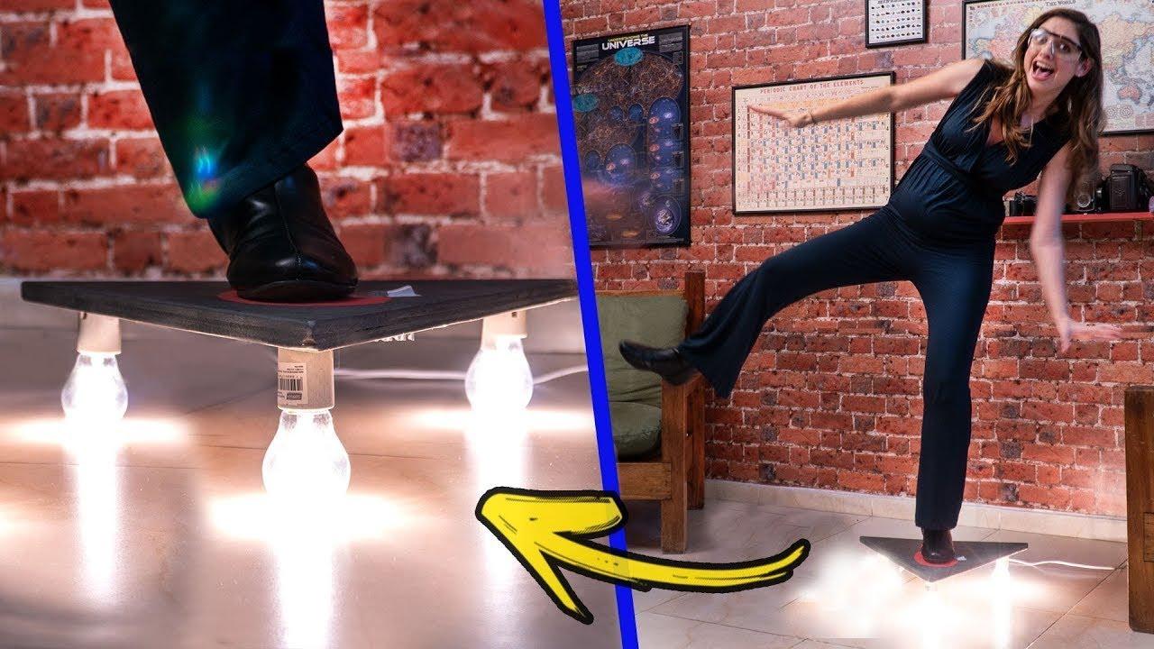 Três lâmpadas aguentam a Mari? Nós testamos!