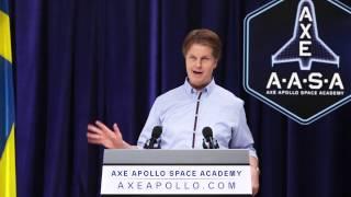 Patrik Norqvist AXE Apollo